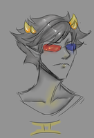 Sollux by Snowpeanut