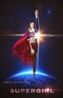 Reality Reimagined's Supergirl by realreimagined