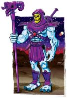 Skeletor Overlord-1 by Bat-Dan