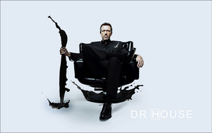 Dr House - Photomanipulation by LilSaintJA