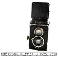 Original Rolleiflex by UniqueNudes