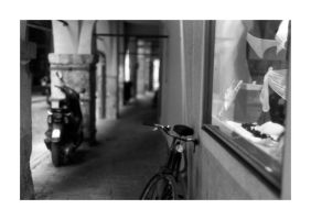 Bicycle by Zzanthia