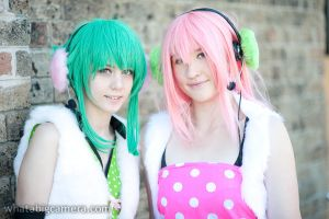 Vocaloid: Electronic Sounds by RadClawedRaid
