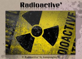 Radioactive' by kampongboy92