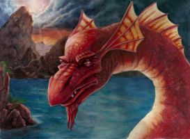Voyage of the Serpent by GlobeyM7
