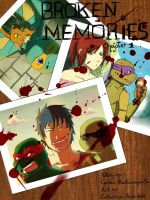 Broken Memories Ch1 Cover by mcazevedo