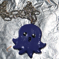 Squidy Necklace by Shacchan