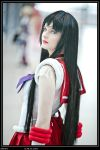 Sailor Mars - Eyecontact by KashinoRei