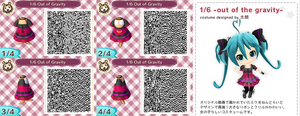 Animal Crossing New Leaf: 1/6-Out of the Gravity- by Nevasarini