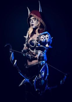 The Banshee queen by Irina-cosplay