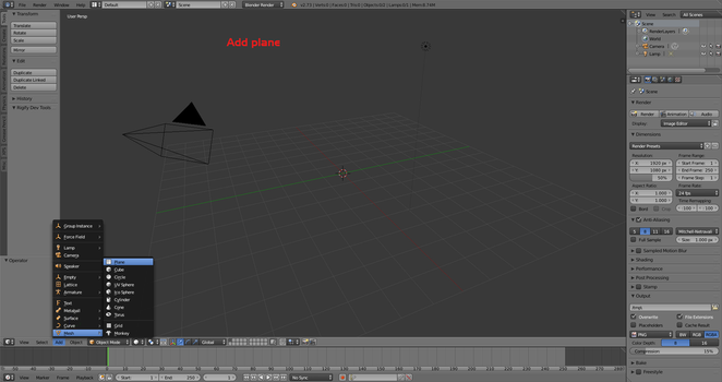 Add visible background in blender by Padme4000