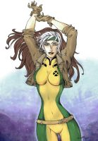 Rogue - X-Men by Alice-in