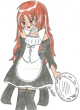 The maid by tangel2