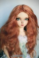 Red amber by Kimirra-bjd