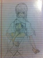 Old drawing 12 by ayaj05