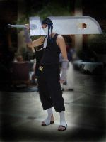 Modified Zabuza Cosplay pic by DJFeLiX