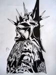 Witch-king of Angmar by ManuSauci