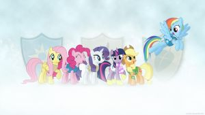Wallpaper - Winter wrap up by romus91
