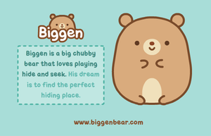 Biggen character sheet by SqueakyToybox