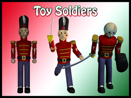 Toy Soldiers- Take a Bow by Stock-by-Dana