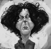 sketch 4 jack white by ALMAGOR