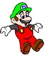 Mario color in XD by World9-2Productions