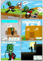 The Mianite Fan-made Comic - Chapter 1 Page 13 by Hokyokkugitsune