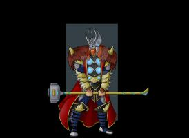 thor asgard maximum by nightwing1975