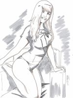 Gwen Stacy AMAZING Spider Man by TeamAmazing