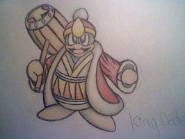 King Dedede by Soniclover2010