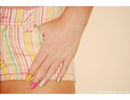 color shorts by myepisode