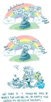 SSM 027 - RAINBOW FARTS. by Kita-Angel