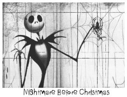 Nightmare Before Xmas by XombieNation