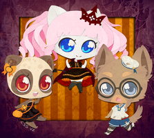 Gaia Online Paws contest entry by Airenu-ish