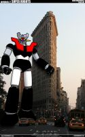 Shin Mazinger Z - Live in NY by cosedimarco