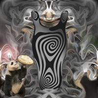 2011 Panda Odyssey by strange-art-gallery