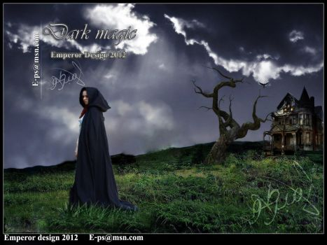 Dark magic - emperor design 2012 by Emperor-H