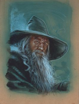Gandalf by JeffLafferty