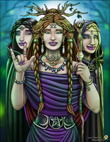 Wiccan by DragonessLife