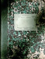 GREEN OLD BOOK by cetrobo