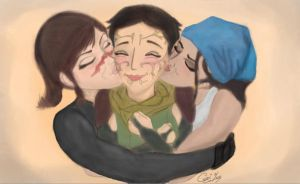 Merrill Sandwich by wikdValkyrie