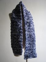 Rarity Medium Chunky Scarf - My Little Pony by Weeaboo-Warehouse