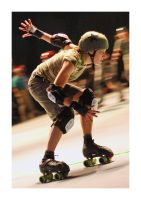 houston roller derby 172 by JamesDManley