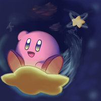Kirby by Oqarin