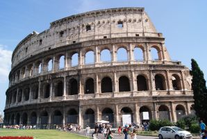Colosseo by ScrewYouWorld