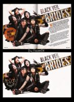 Action - Black Veil Brides 4 by MisserBK