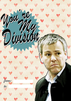 Be My Division [Sherlock Themed Love Stories] by thescudders
