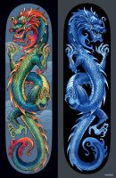 Dragon Boards by D-MAC