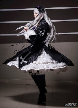 Mercury Lamp - Rozen Maiden. by MinoCosplay