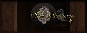 MIng Facebook Cover Year Of The Horse by TheAngeldove
